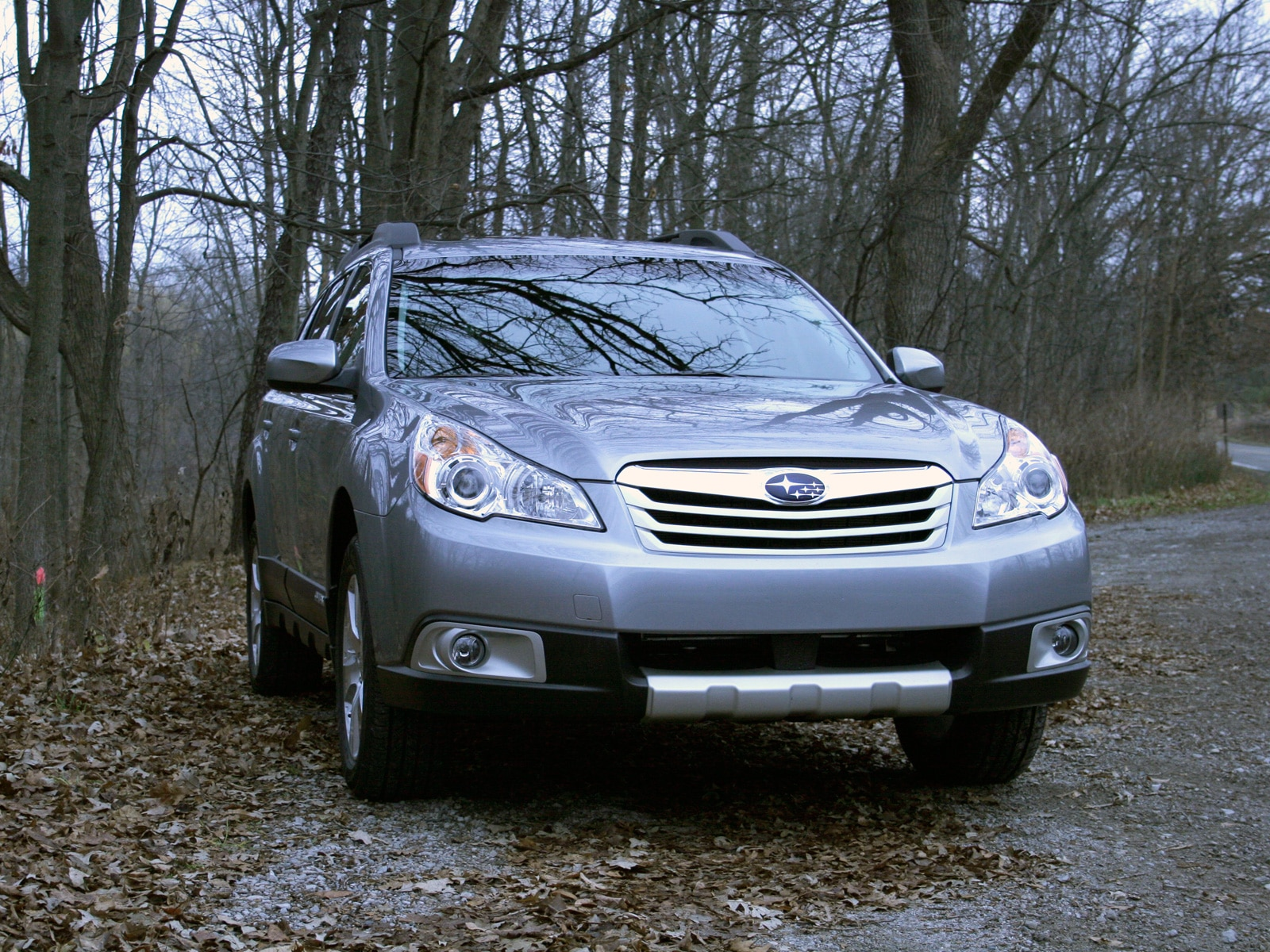 2010 Subaru Outback 3 6r Limited Outback Long Term