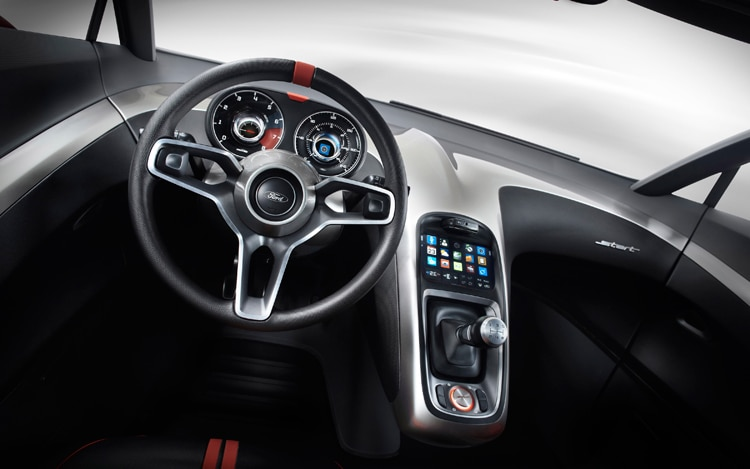2010 Ford Start Concept Ford Subcompact Hatchback 2010 Beijing