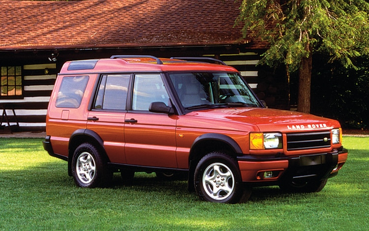 Land Rover 101 Luxury Suv Review Automobile Magazine