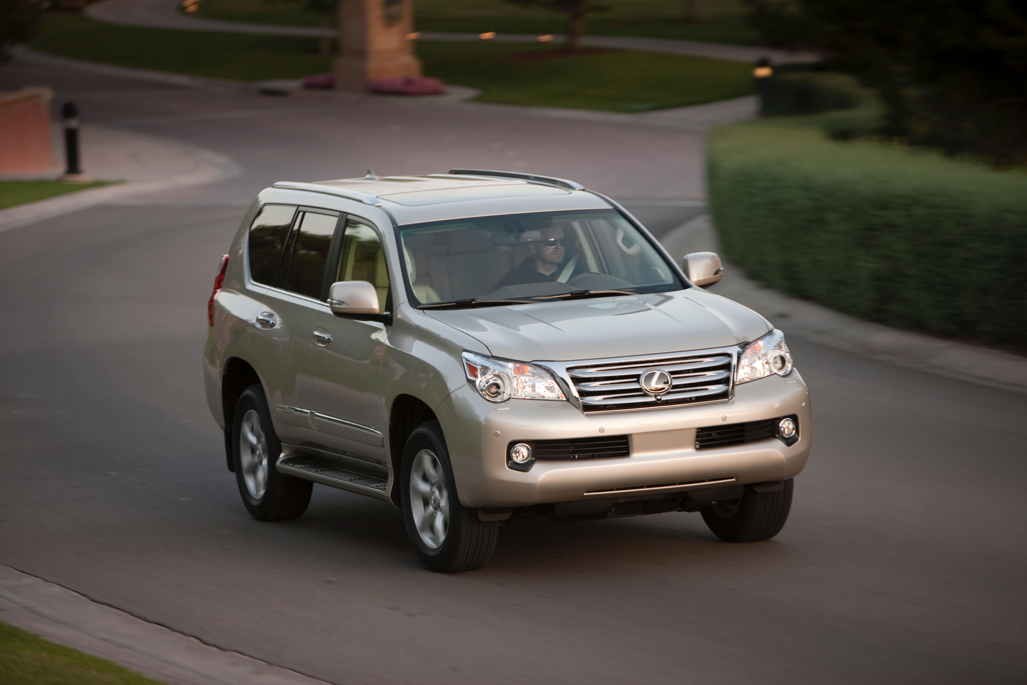 It's Official  Toyota Recalls 2010 Lexus GX 460 on Vehicle