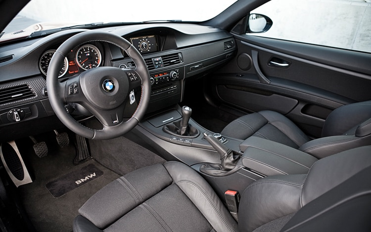 2010 Bmw M3 Coupe Bmw Luxury Sport Coupe Review Automobile Magazine
