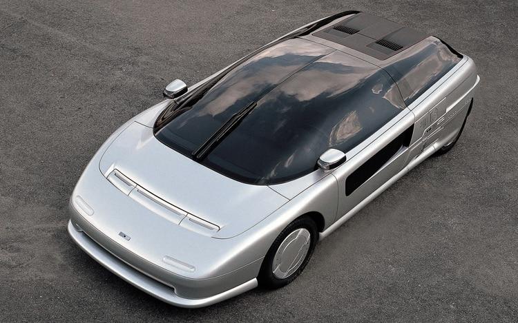 Eight Great Volkswagen Italdesign Collaborations Automobile Magazine