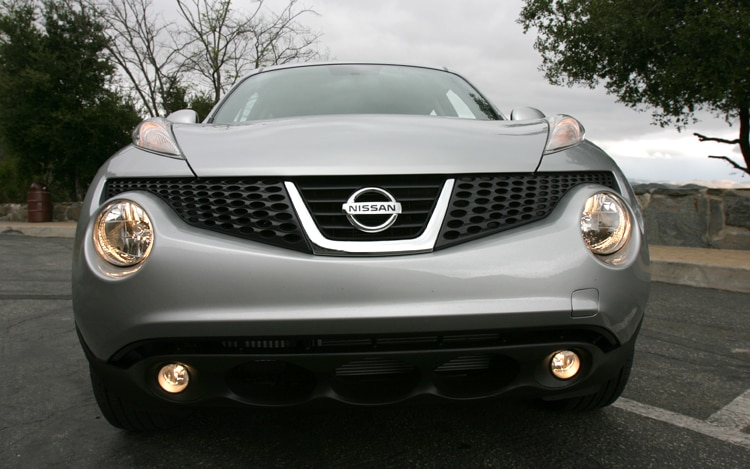 2011 Nissan Juke - Nissan Compact Crossover SUV Review - Automobile