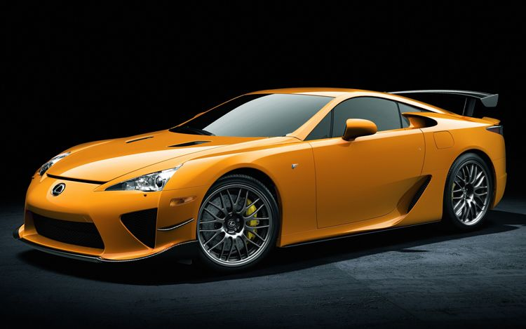 Lexus Gives LFA Nurburgring Package $70,000 Price Tag, Reduces F Sport  Pricing