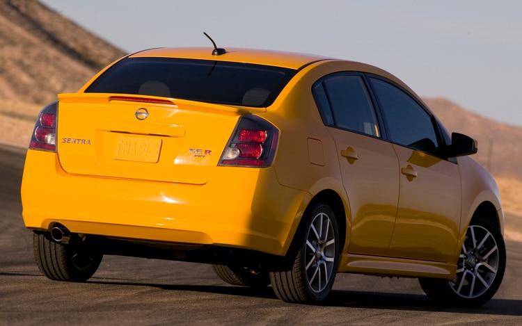 Nissan Sentra Mpg >> 2010 Nissan Sentra SE R Spec V