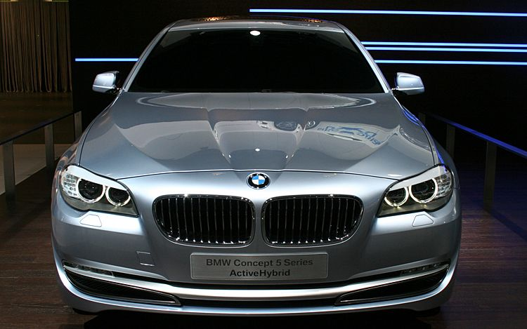 BMW 5 Series ActiveHybrid May Launch in 2011, Hybrid 3 Series In ...