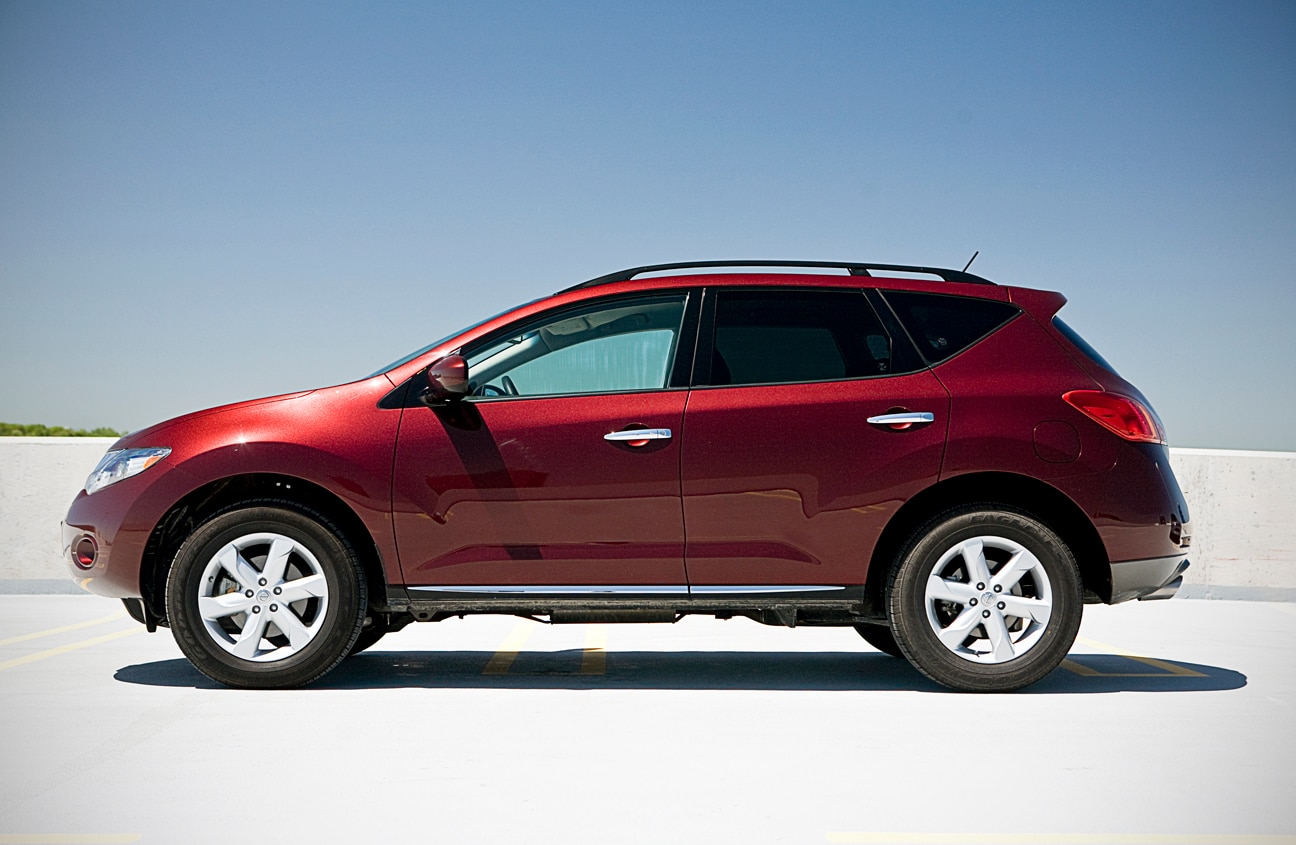 2010 Nissan Murano SL AWD - Editors\' Notebook Review - Automobile ...