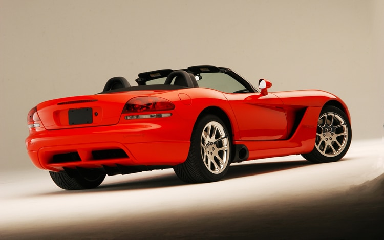 Dodge Viper Farewell History Of Dodge Viper Automobile