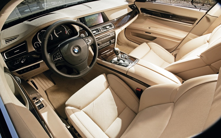 2009 BMW 750Li - BMW Long Term Review - Automobile Magazine