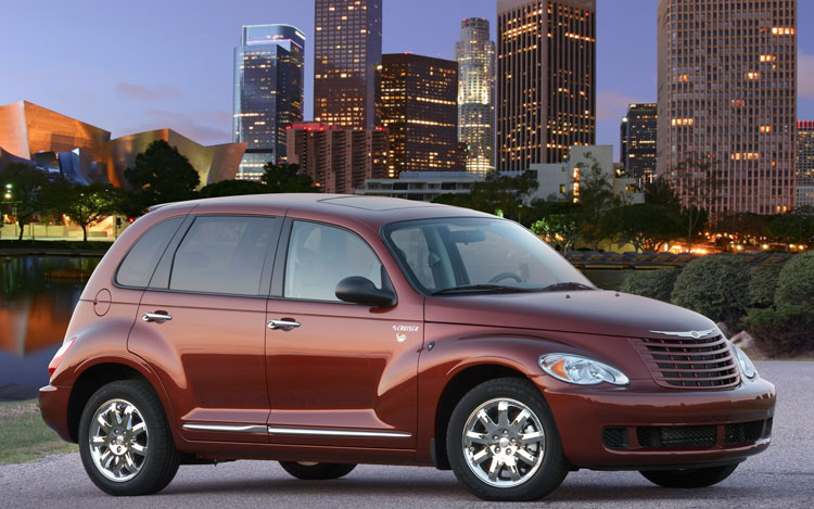 journey 39 s end for the chrysler 39 s pt cruiser automobile. Black Bedroom Furniture Sets. Home Design Ideas