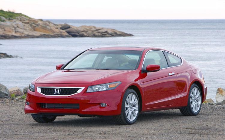 The Honda Accord ...
