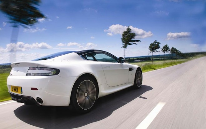 Aston Martin Prices The Revised 2011 Db9 V8 Vantage N420 For The Us