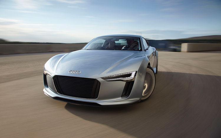 Audi R5 E Tron Finding Mimo Automobile Magazine