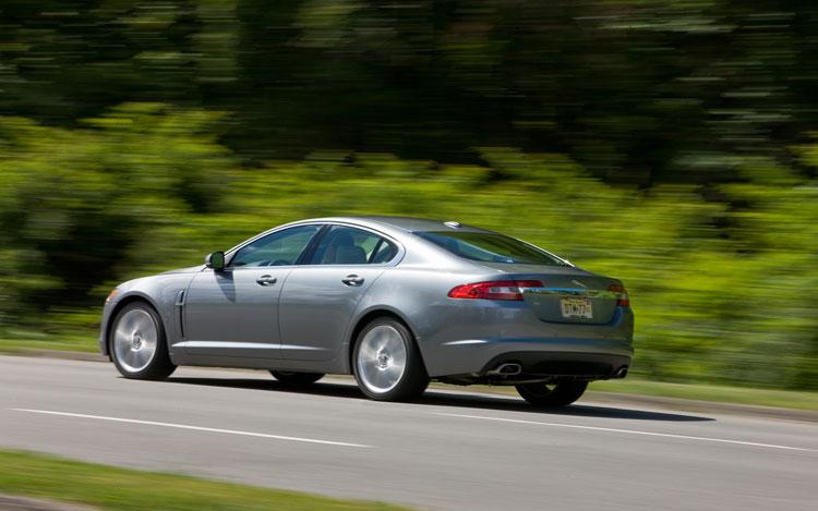 2010 jaguar xf premium vs 2011 infiniti m56 sport automobile magazine when publicscrutiny Image collections