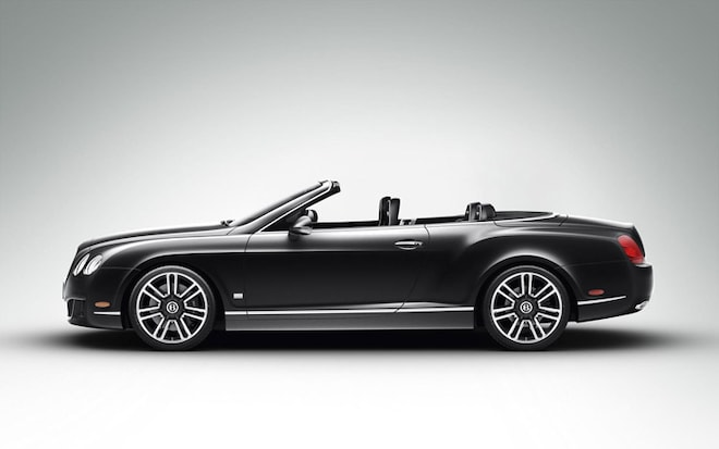 Eighty In 2011 Bentley Introduces 2011 Continental Gtc And Gtc