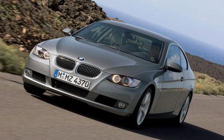 2007 BMW 335i Coupe Promo