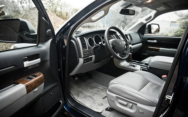 2010 Toyota Tundra Limited 4x4 Double Cab - Editor's Notebook