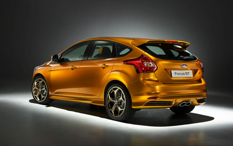 2012 Ford Focus St First Look Automobile Magazine