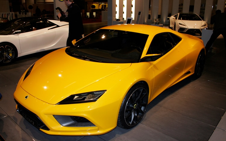2014 Lotus Elan First Look - 2010 Paris Auto Show - Automobile ...