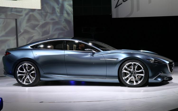 Mazda Shinari Concept - 2010 Los Angeles Auto Show - Automobile Magazine