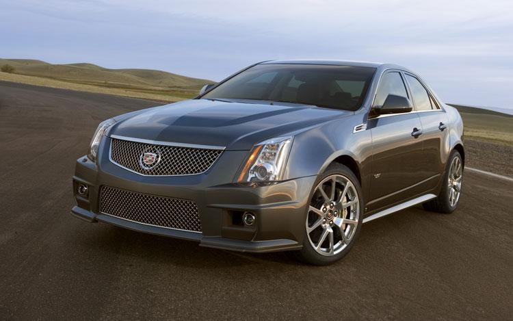 2010 Cadillac Cts V Sedan Editor S Notebook Automobile Magazine