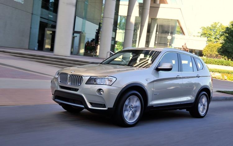 2011 BMW X3 xDrive35i - Automobile Magazine
