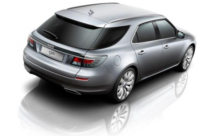 2011 Saab 9 5 Wagon1