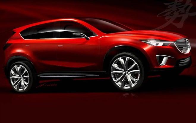 Mazda Minagi Concept1