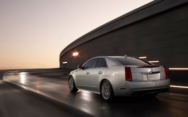 Recall Central: 2009-2010 Cadillac CTS Recalled Over Rear