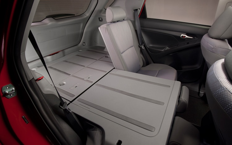 Refreshed 2011 Toyota Matrix Gets Restyled Wheels Improved Interior