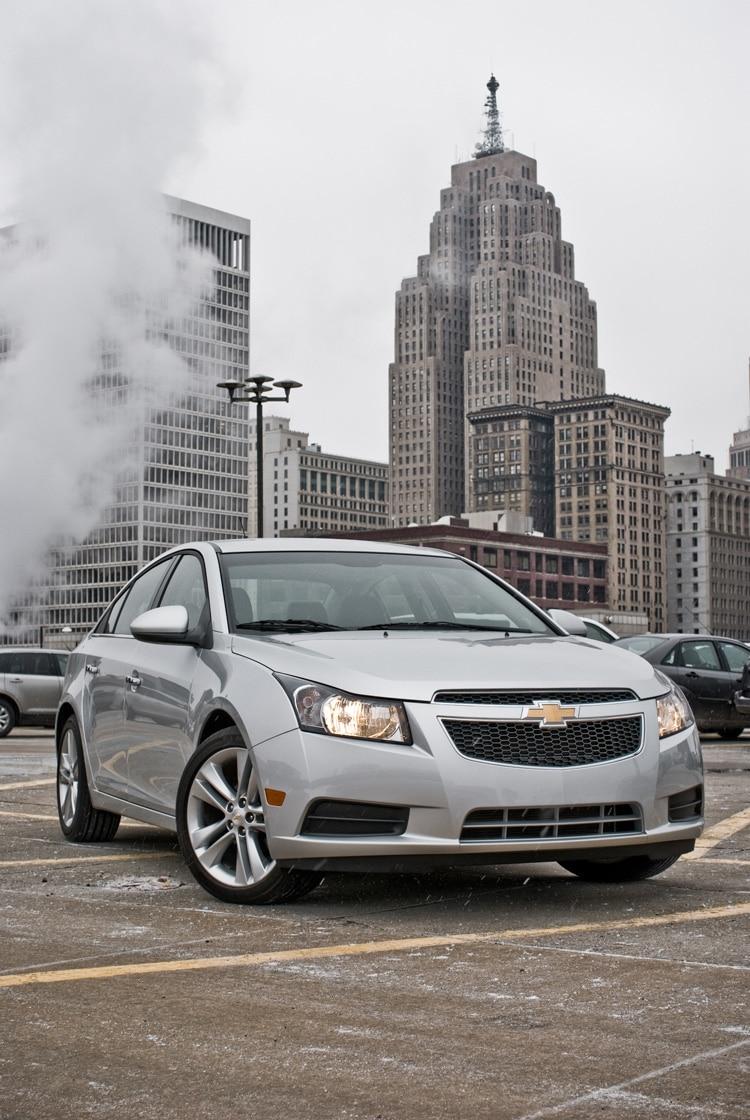 2011 Chevy Cruze LTZ - Automobile Magazine