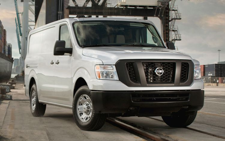 2012 Nissan Nv Cargo Van First Drive Automobile Magazine