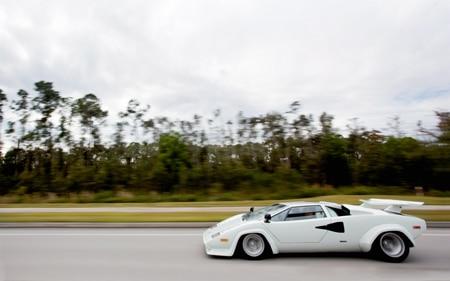 Lamborghini Countach LP400S Promo