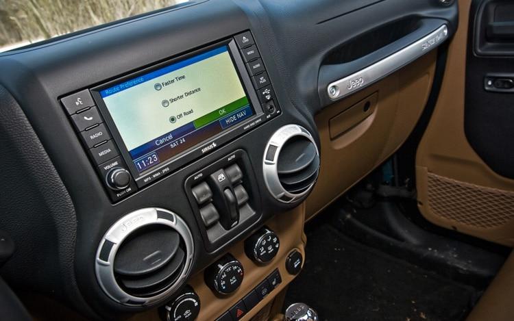 2011 Jeep Wrangler Unlimited Sahara 4x4 - Automobile Magazine