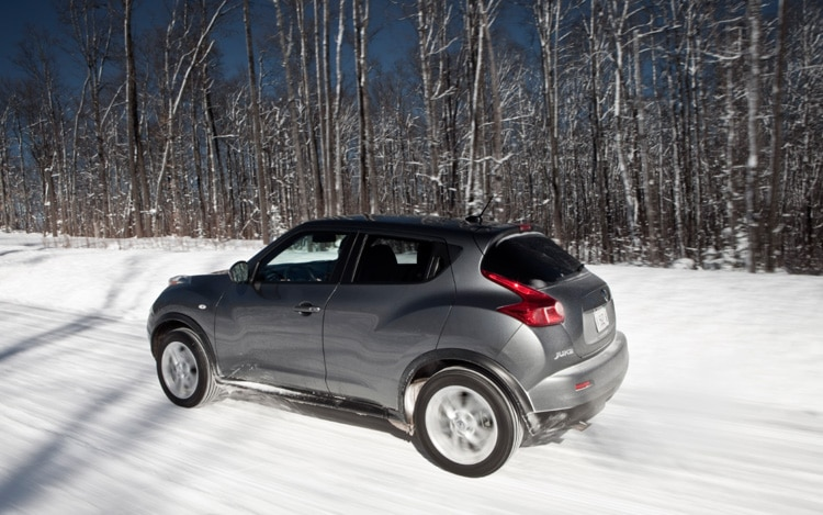 2011 Nissan Juke Vs 2011 Mini Countryman Automobile