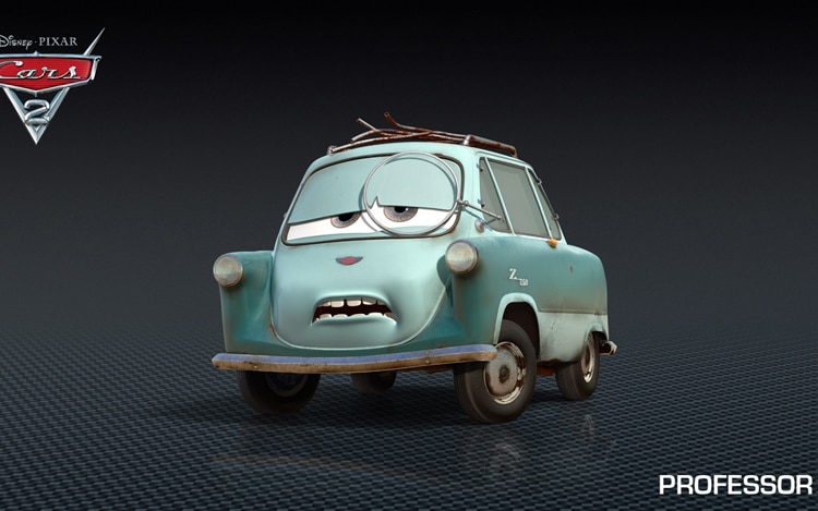 Around the World Adventure: Pixar Releases Cars 2 Trailers