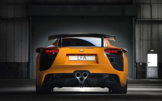 Lexus Lfa Nurburgring Package 41