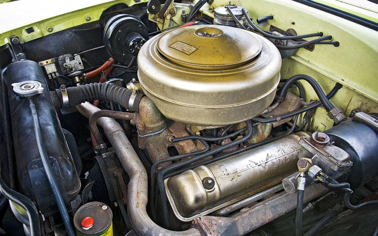 1952 1955 Lincoln Capri Collectible Classic Automobile