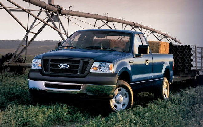 2006 Ford F 150 Front1