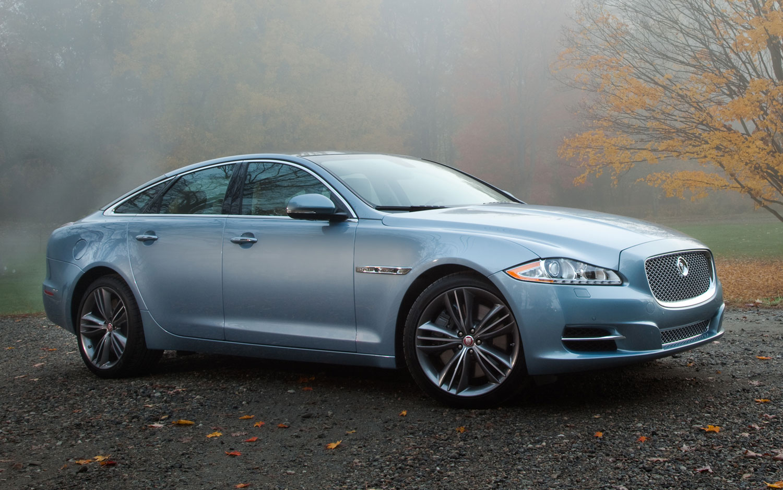 2011 Jaguar Xj Supersports Profile1