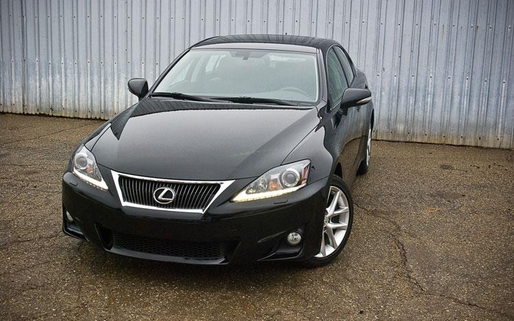 2011 lexus is350 awd
