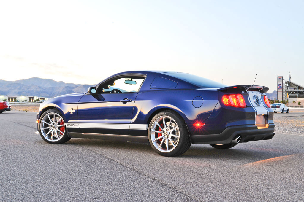 2012 Shelby Mustang GT500 Super Snake - 2011 New York Auto Show ...