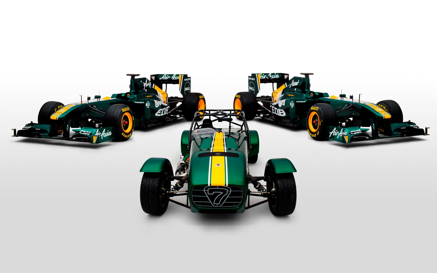 Team Lotus Not Group Lotus Buys Caterham Builds