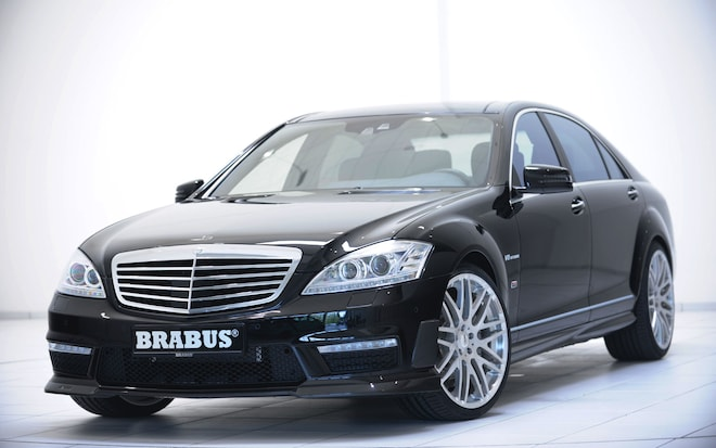 Brabus Tunes Mercedes Benzs New Twin Turbo V 8 Up To 620 Hp