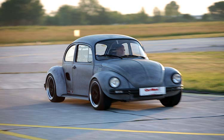 bugging out austrian company blends vw beetle, porsche boxster intorecommended videos powered by anyclip