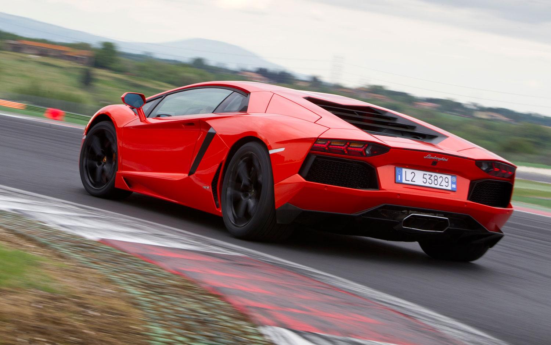 2012 Lamborghini Aventador First Drive Review Automobile Magazine