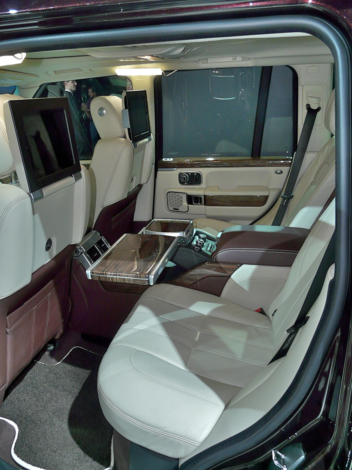 2012 Range Rover Autobiography Ultimate - 2011 New York ...
