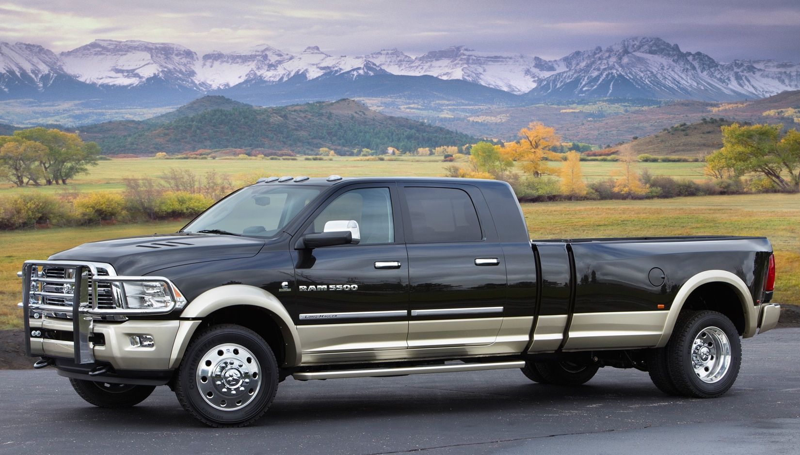 Beyond Big: Ram Concept Adds Long Bed to Mega Cab
