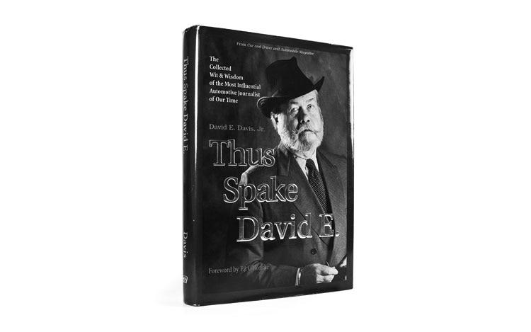 David E. Davis, Jr., Author at Automobile Magazine