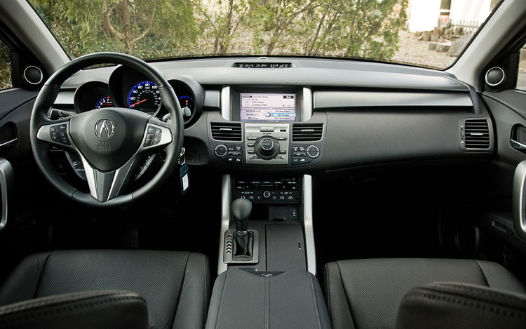 2011 acura rdx tech - editors' notebook - automobile magazine